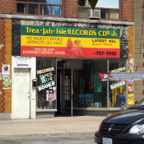 Isle Records Toronto 2008