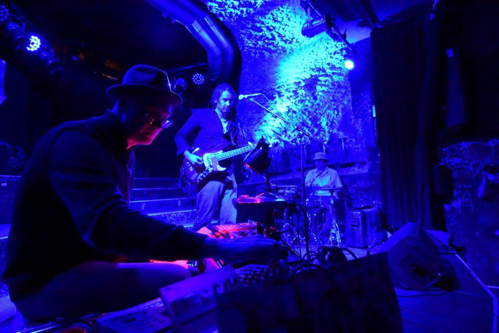 H Live im Milla Club. Foto: Peter A Pfaff